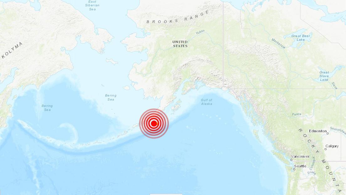 Alerta de tsunami tras terremoto en Alaska
