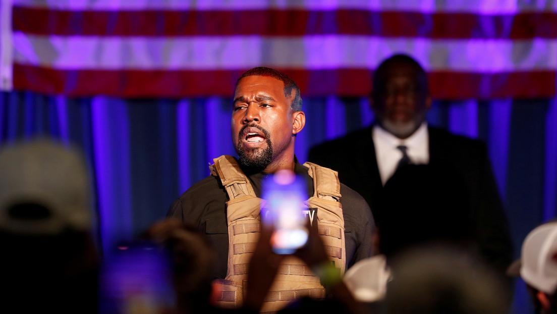 Kanye West sugiere que podría posponer su carrera presidencial hasta 2024
