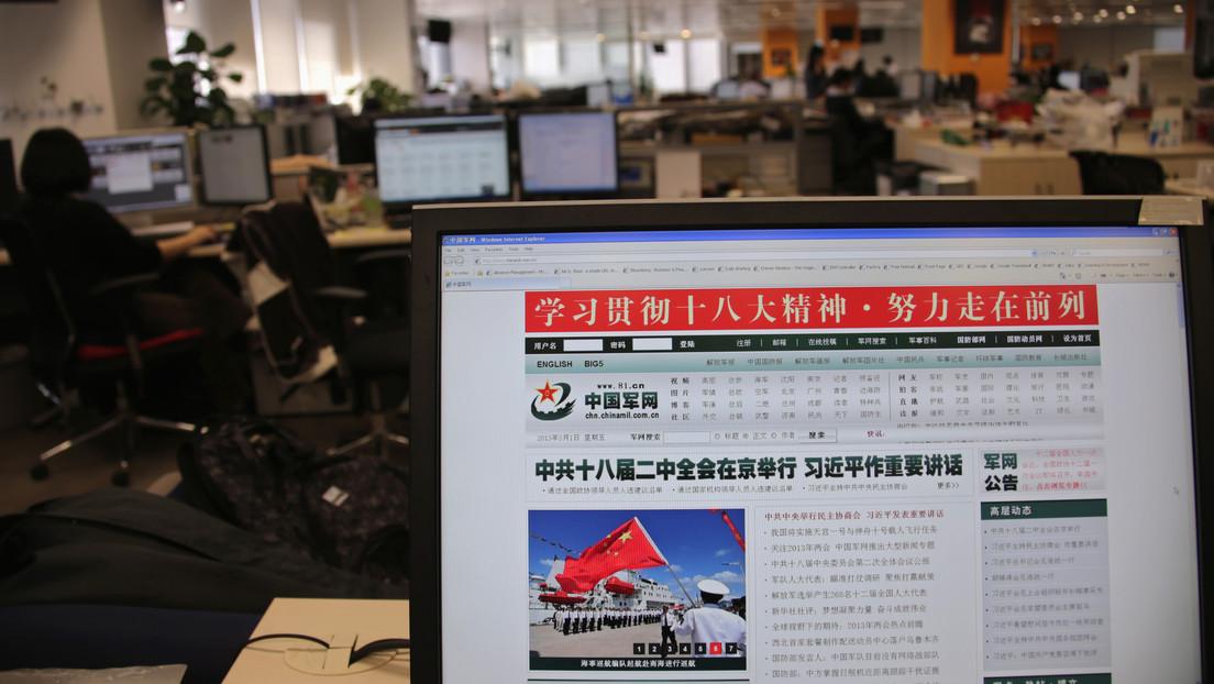 """China pide a EE.UU. que deje de acusar a Pekín por delitos cibernéticos a los que """"siempre se ha opuesto"""""""