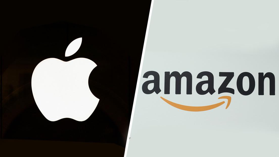 Italia abre una investigación antimonopolio contra Apple y Amazon