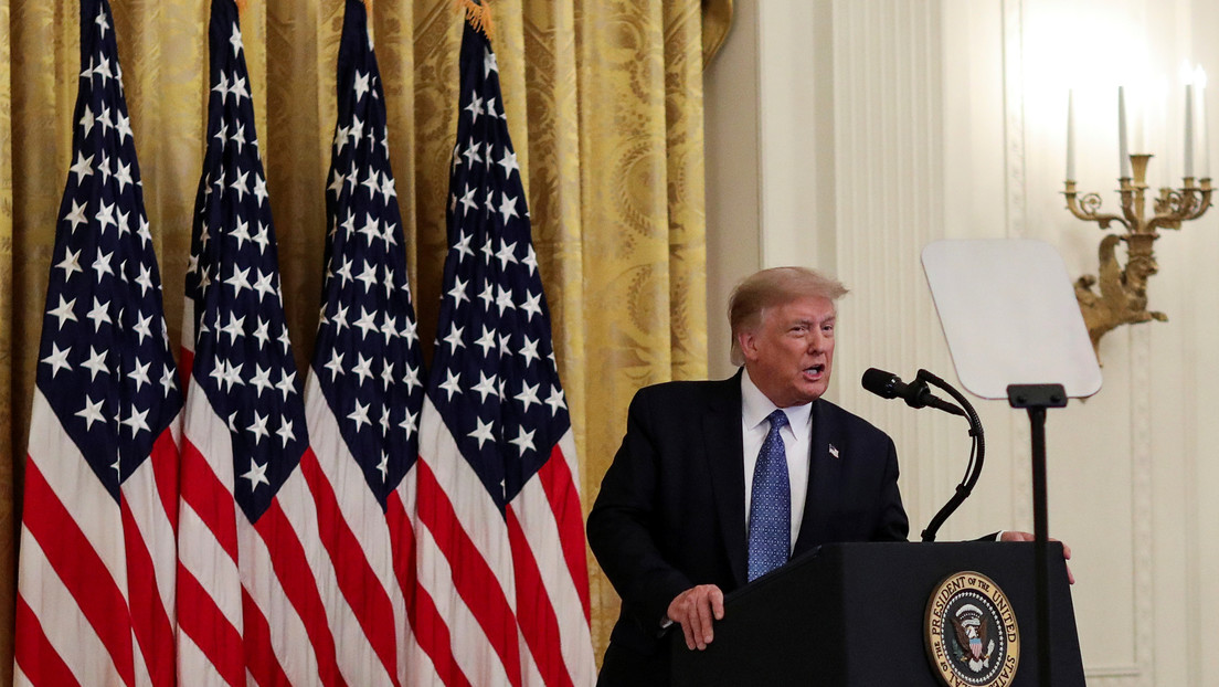 """Trump anuncia el aumento de oficiales federales en las comunidades de EE.UU. """"plagadas de crímenes violentos"""""""