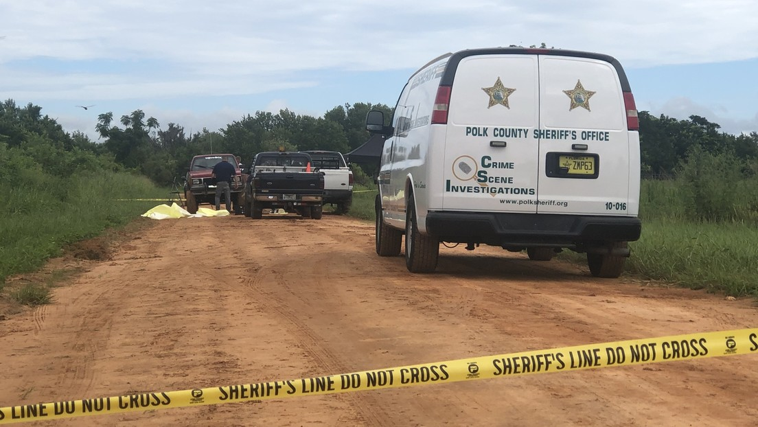 """""""La maldad en persona"""": Arrestan a tres sospechosos tras un triple homicidio en un lago de Florida"""