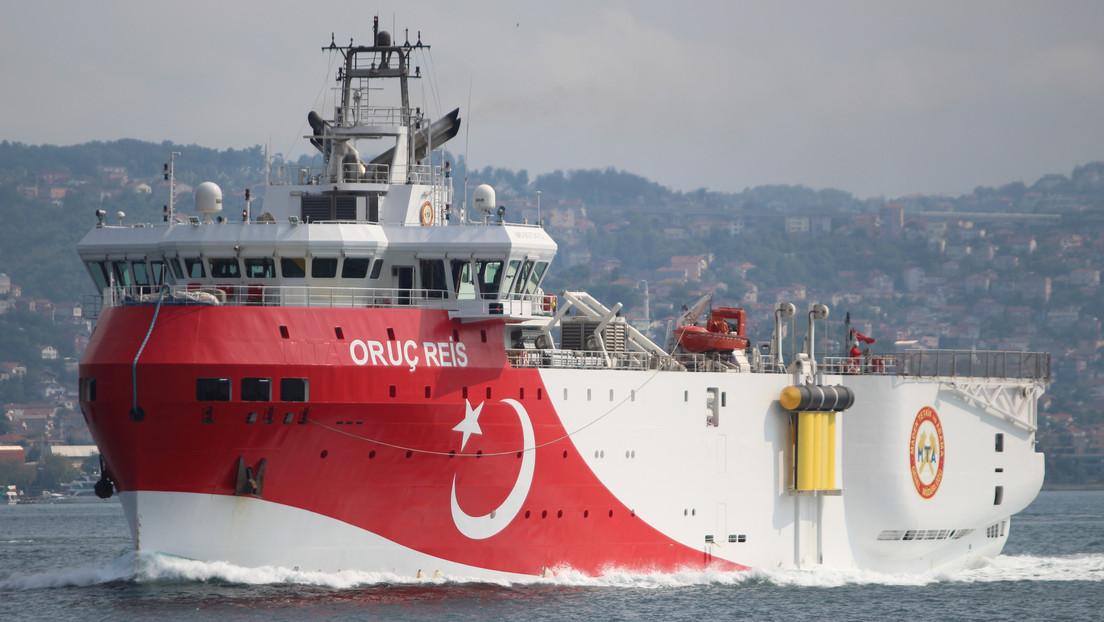 Grecia pone en alerta a sus Fuerzas Armadas por los planes de Turquía de explotar la plataforma continental disputada