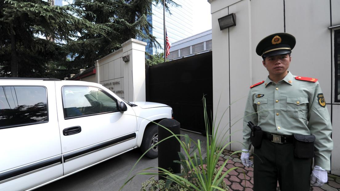 Blanco estratégico: China podría cerrar el Consulado de EE.UU. en Chengdu en respuesta al cierre del suyo en Houston