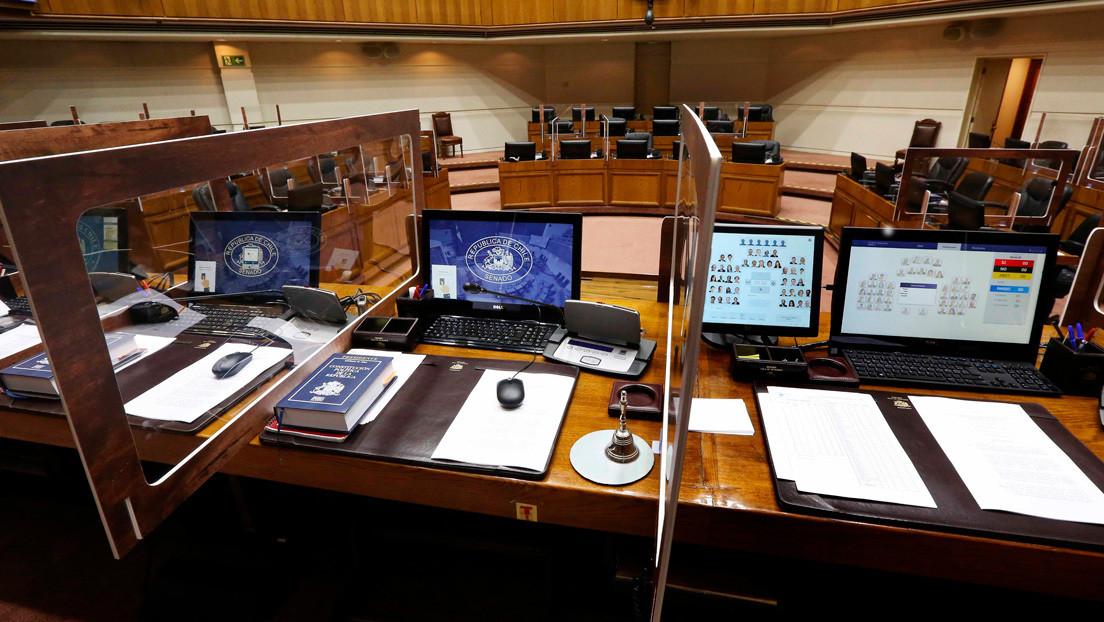 Senado chileno aprueba el retiro del fondo de pensiones ante la crisis por el coronavirus