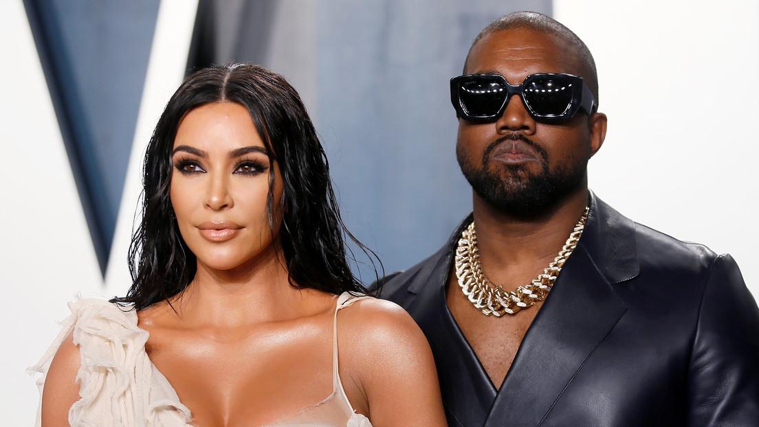 """Kim Kardashian rompe el silencio sobre el trastorno mental de Kanye West y pide a la gente """"compasión y empatía"""""""