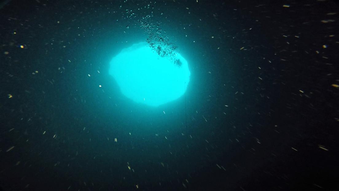 Científicos de EE.UU. explorarán un misterioso agujero azul de 130 metros de profundidad cerca de Florida