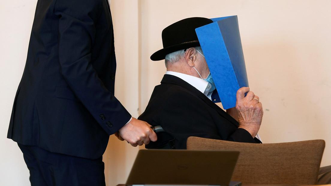 """Dos años de condena suspendida para el exguardia de un campo de concentración nazi por """"ayudar a asesinar"""" a 5.230 prisioneros"""