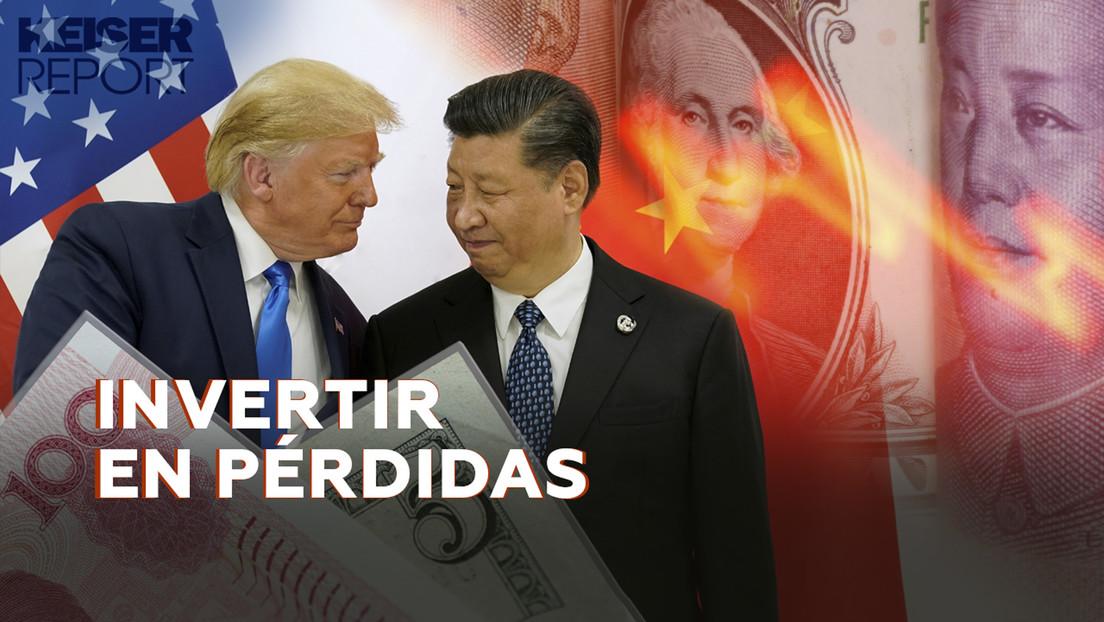 La división de las tres mayores 'placas tectónicas' de la economía mundial