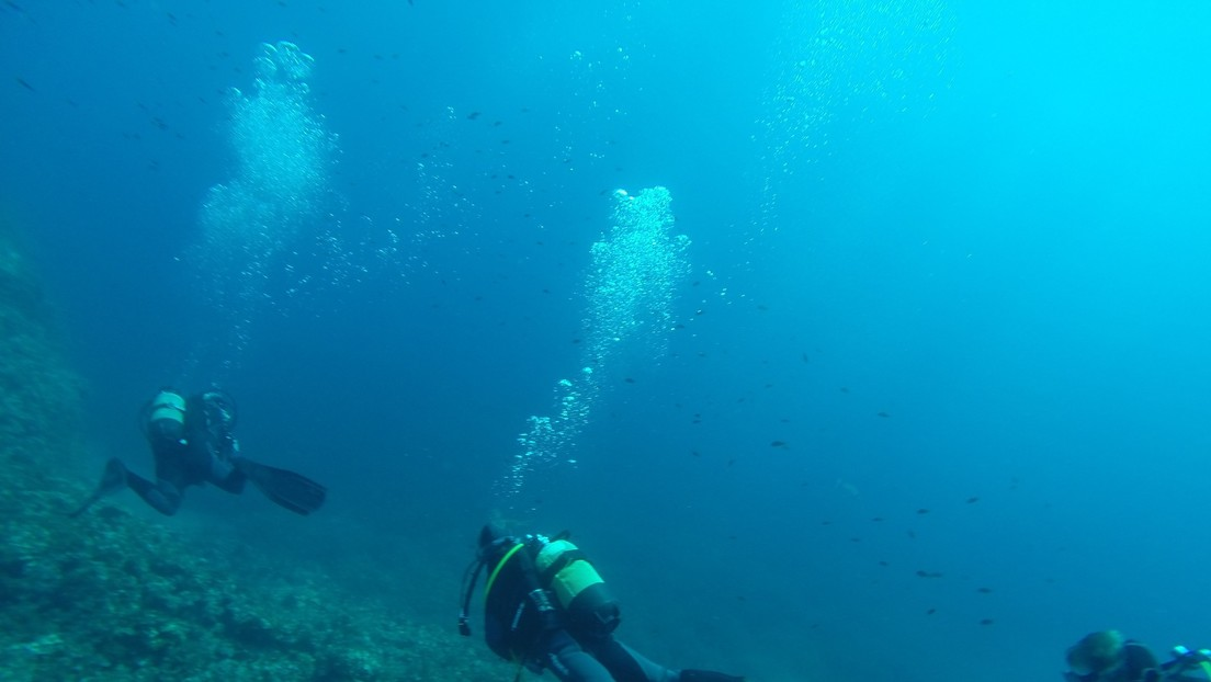 VIDEO: Graban un submarino alemán hundido en el fondo del mar desde la Segunda Guerra Mundial
