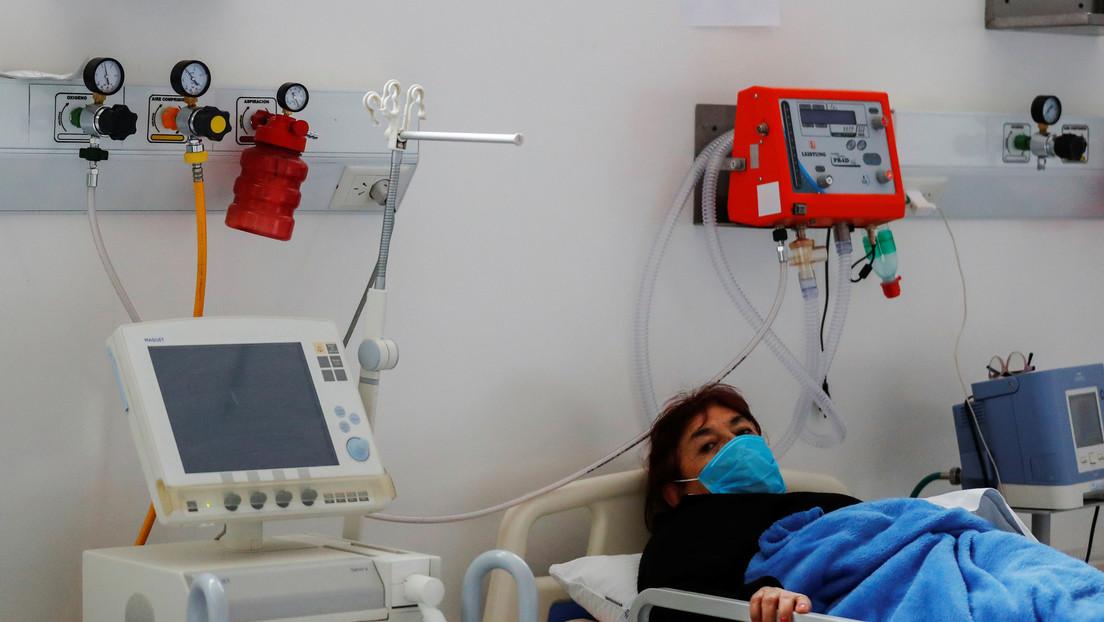Argentina reporta un nuevo máximo diario de casos de coronavirus, con 6.127 infectados en la última jornada