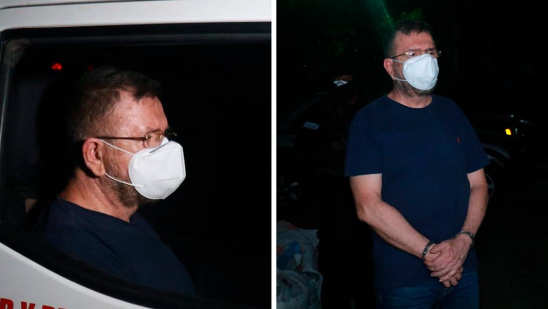 Detienen al exministro salvadoreño David Munguía Payés por delitos vinculados a un pacto con pandillas