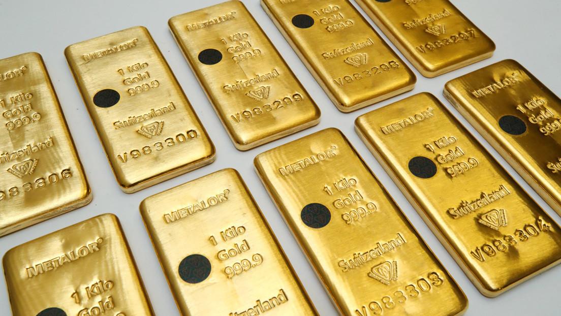 La imparable subida del precio del oro se acerca al récord de 2011