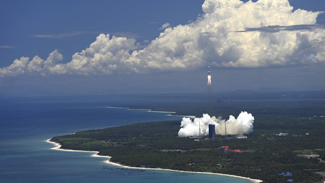 China se lanza a la carrera a Marte y desafía el dominio espacial de EE.UU.
