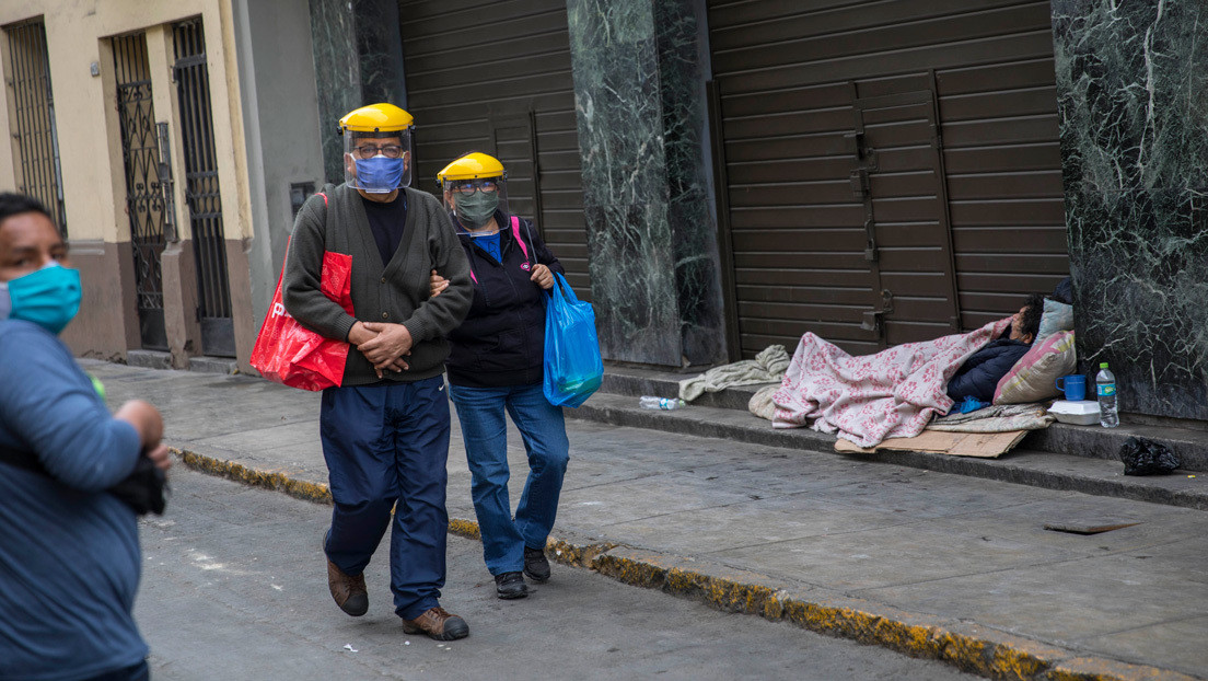 Perú: el 12 % de los fallecidos por covid-19 murió en sus casas o en la calle thumbnail