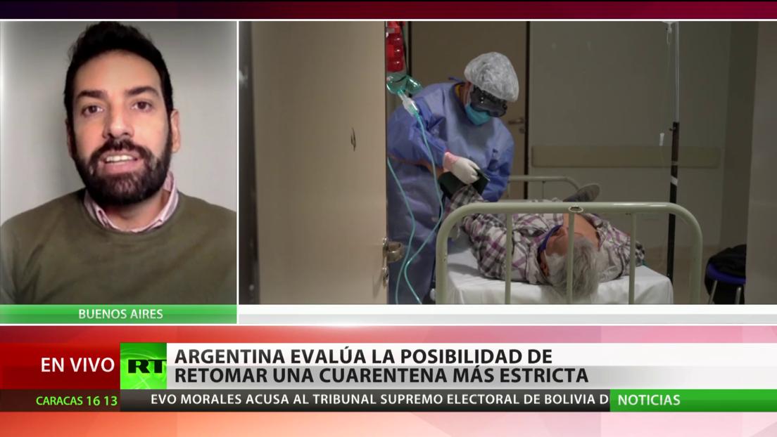 Coronavirus en Latinoamérica: Argentina evalúa la posibilidad de retomar una cuarentena más estricta