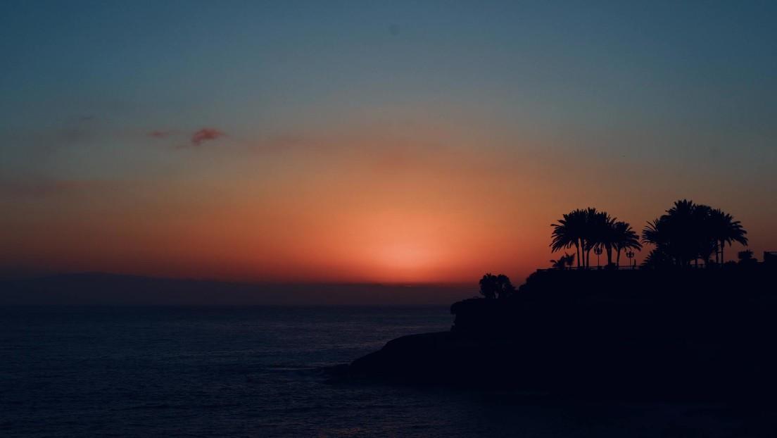 España: Captan la caída de un meteorito en Canarias