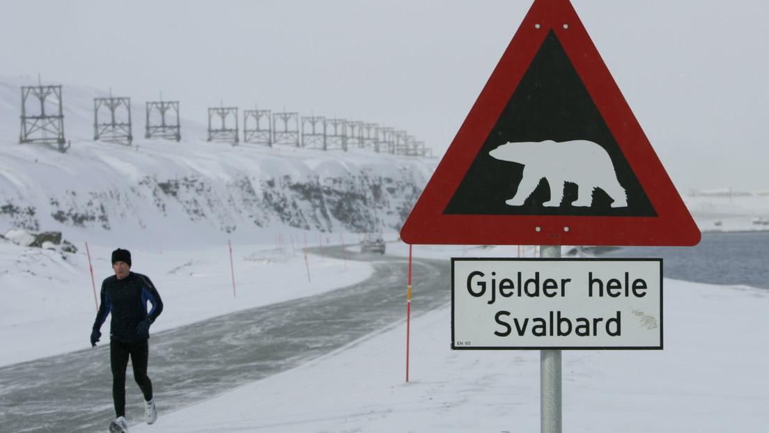 El archipiélago noruego en el Ártico alcanza la temperatura más alta registrada en los últimos 40 años