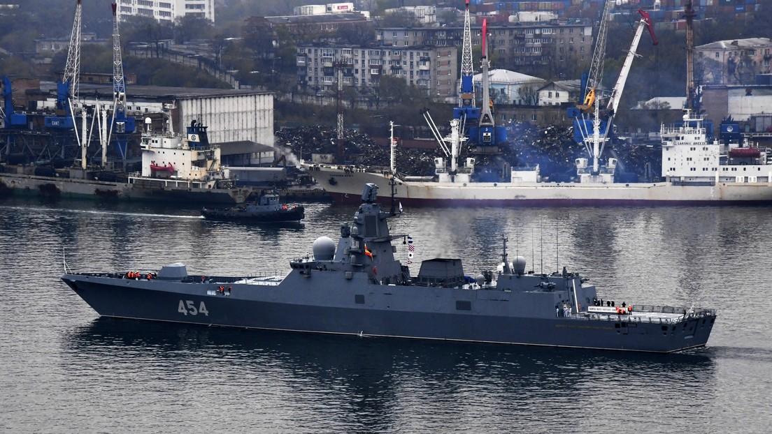 """Rusia """"completado exitosamente"""" prueba de sus nuevos misiles hipersónicos Tsirkón"""