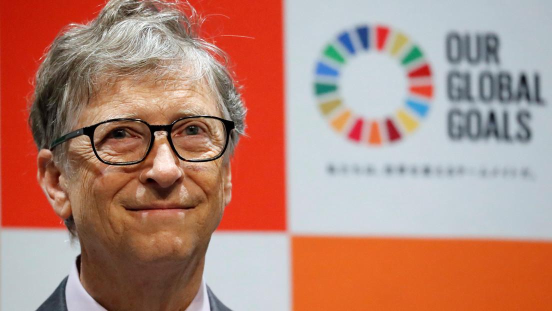 Bill Gates asegura que la empresa surcoreana que él financia podría fabricar 200 millones de dosis de vacuna contra el coronavirus  para junio