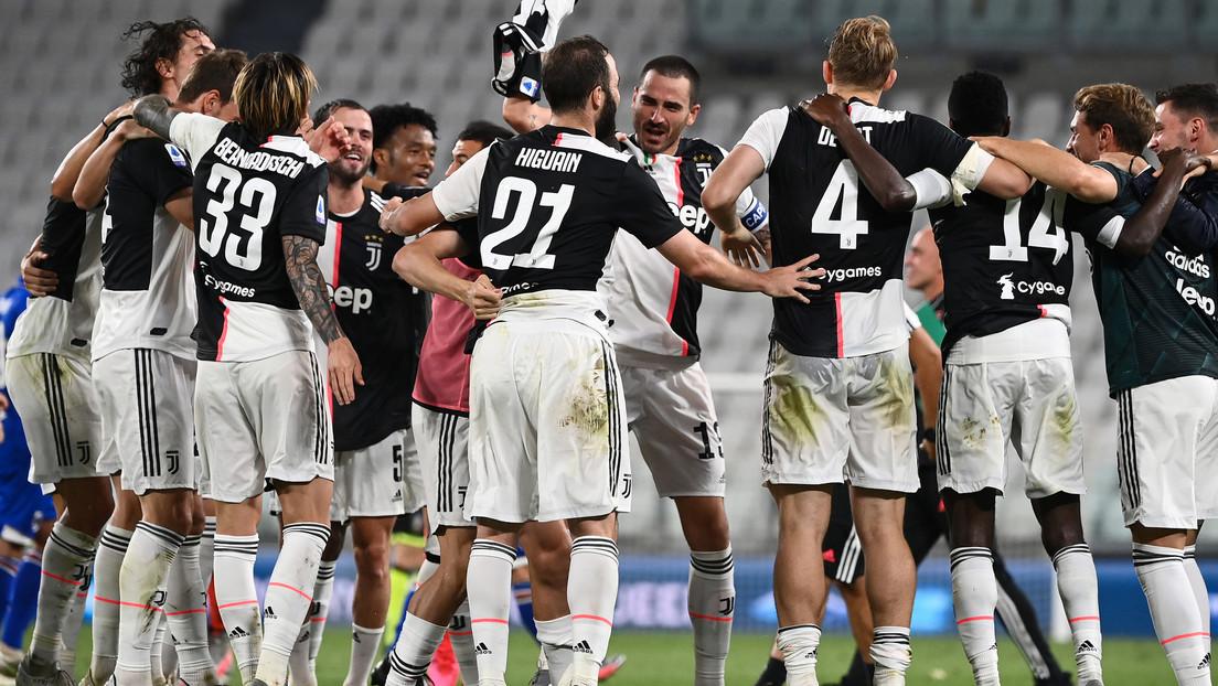 La Juventus gana la Serie A por novena ocasión consecutiva haciendo historia en el fútbol europeo y Buffon rompe otro récord