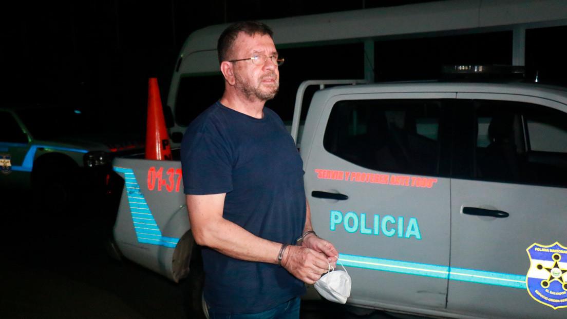 La Fiscalía salvadoreña acusa formalmente al exministro Munguía y al expresidente Funes por un supuesto pacto con pandillas