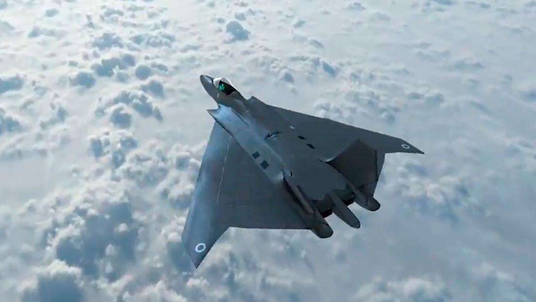 VIDEO: Así será el Tempest, caza futurista de próxima generación