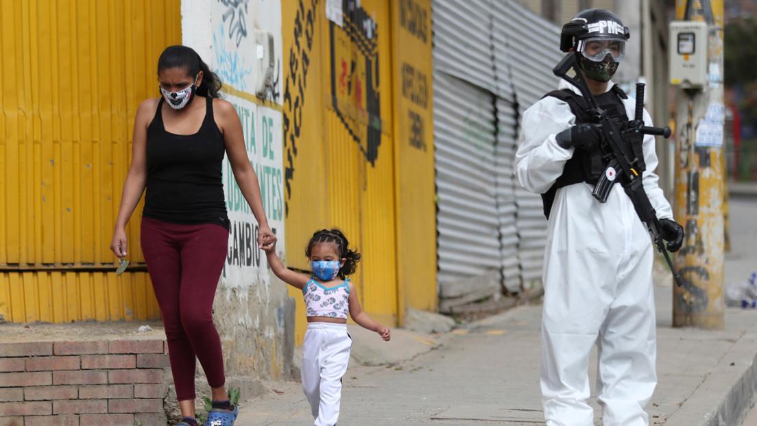 América Latina y el Caribe ya es la región más afectada por la pandemia de coronavirus