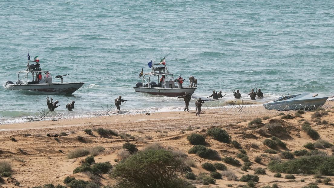 Irán inaugura la etapa final de los ejercicios militares a gran escala
