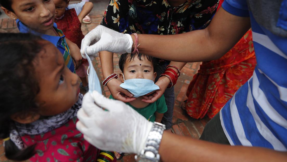 La ONU advierte que 10.000 niños podrían morir de hambre al mes durante el primer año de la pandemia de coronavirus