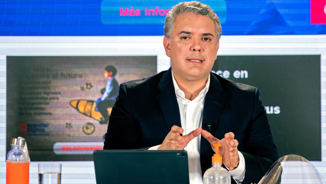 Tribunal colombiano ordena a Duque borrar de su cuenta de Twitter un mensaje con la imagen de la Virgen