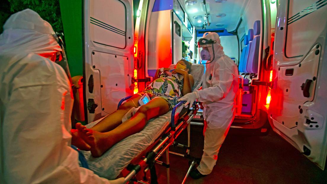 Brasil es el país del mundo con más mujeres embarazadas fallecidas por covid-19
