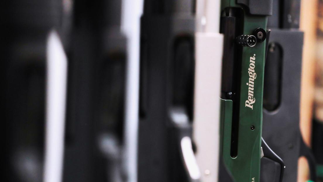 Se declara en bancarrota Remington, uno de los más antiguos fabricantes de armas de EE.UU.
