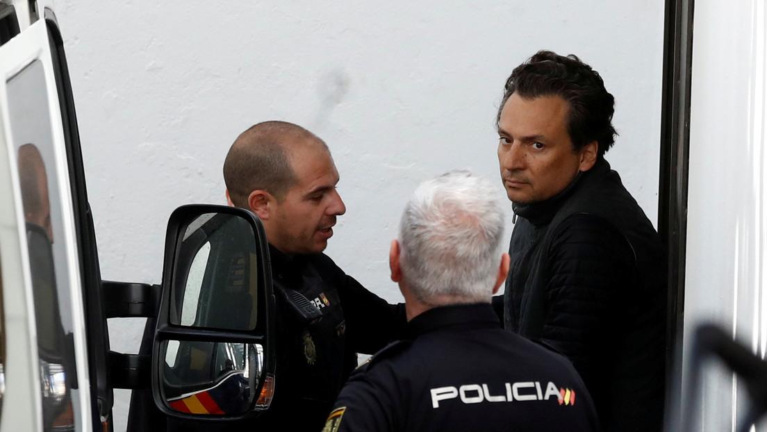 Un juez vincula formalmente al exdirector de Pemex, Emilio Lozoya, por lavado de dinero
