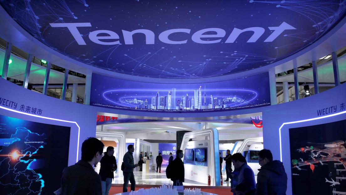 La china Tencent supera a Facebook y se convierte en el operador de redes sociales más valioso del mundo