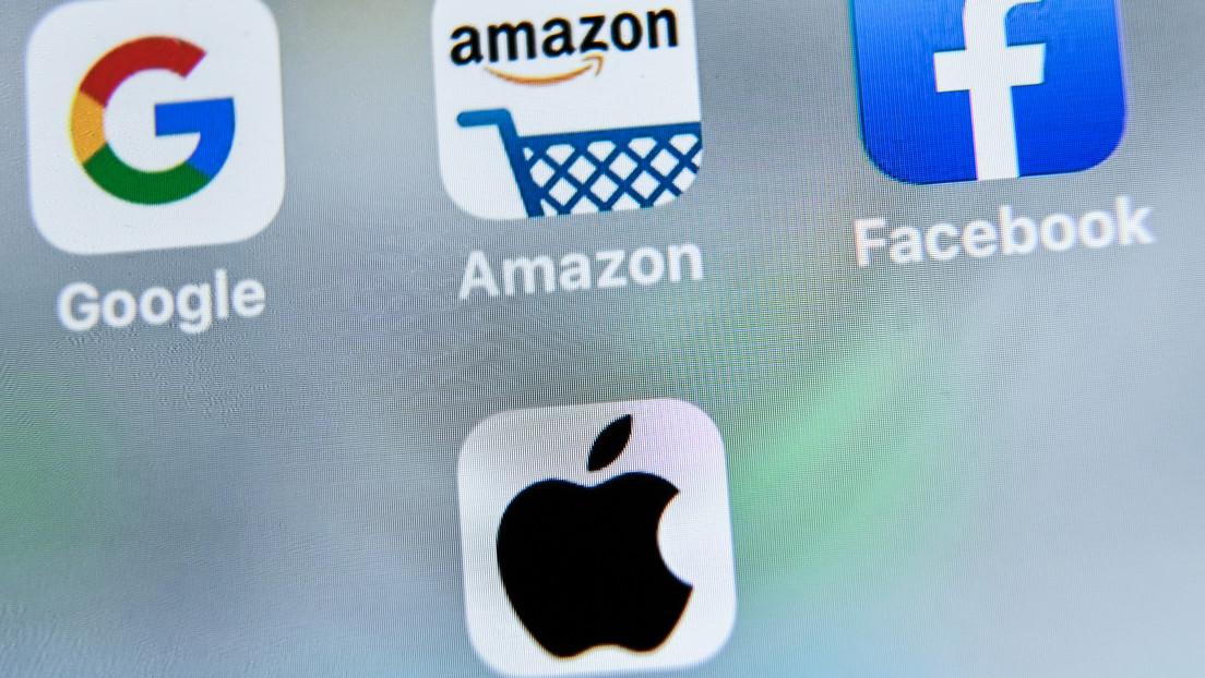 Amazon Apple Facebook y Google encaran una audiencia antimonopolio en el Congreso