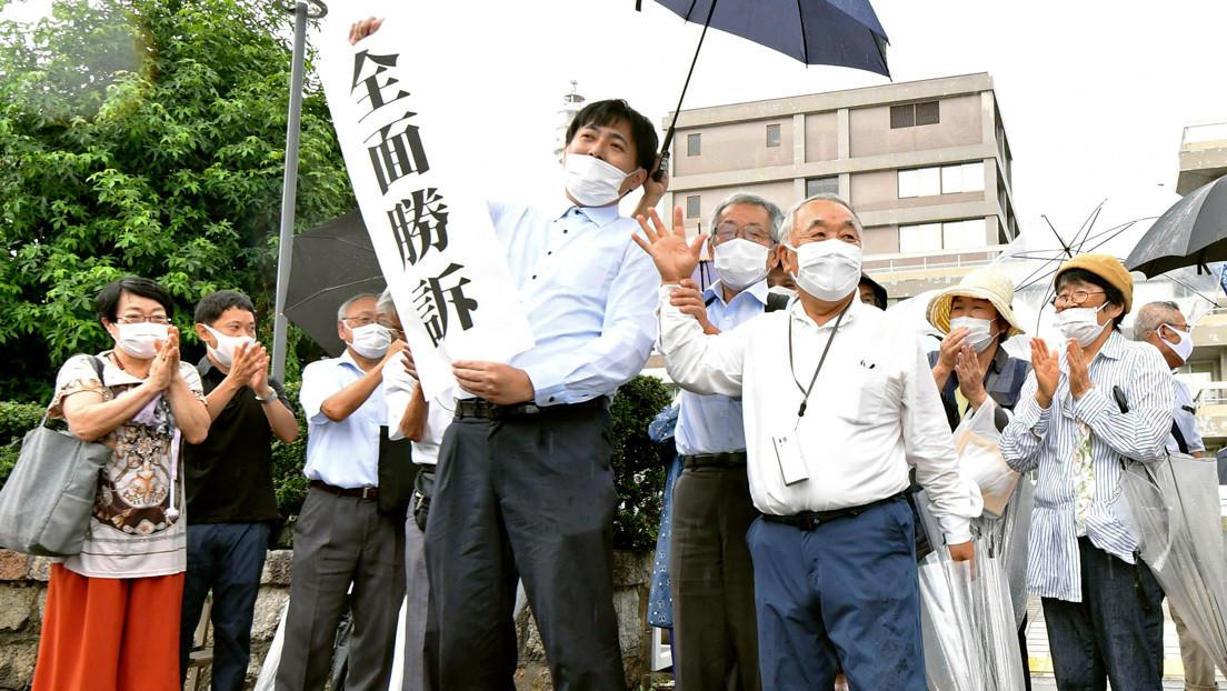 Japón reconoce a más sobrevivientes de la 'lluvia negra' de Hiroshima como víctimas de la bomba atómica