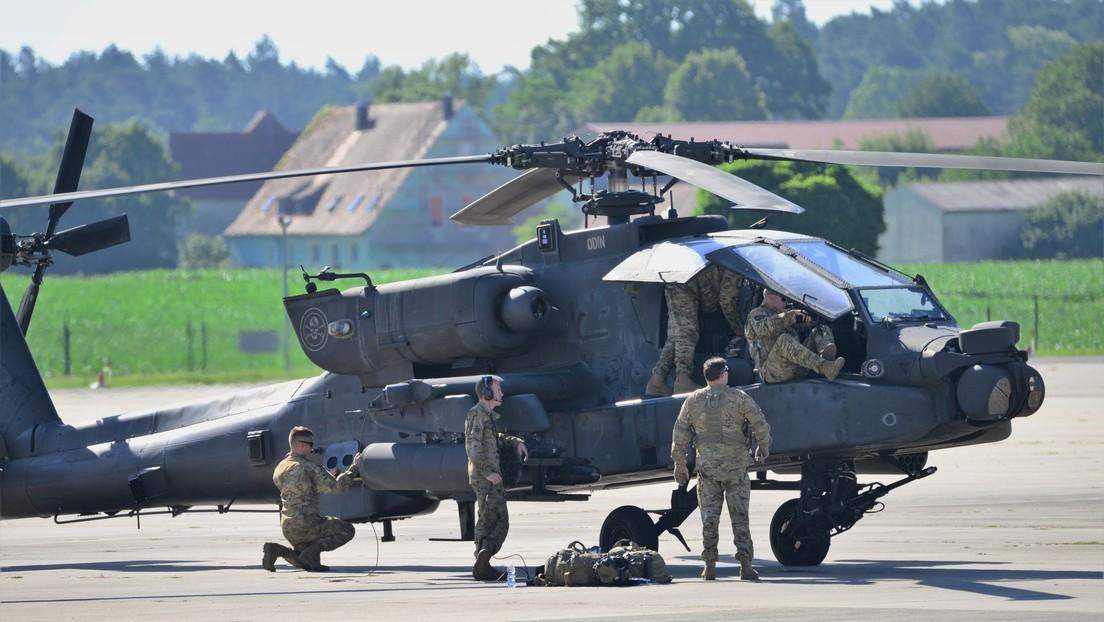 EE.UU. anuncia que comenzará a retirar tropas de Alemania en las próximas semanas