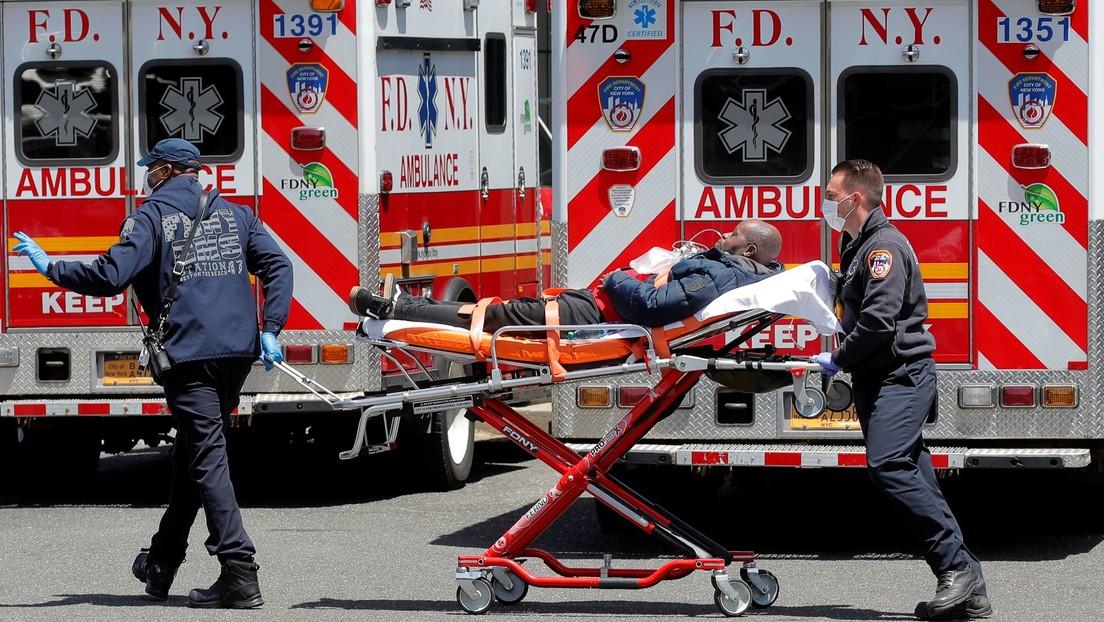 EE.UU. supera las 150.000 muertes por covid-19 y registra más de 4,38 millones de infecciones