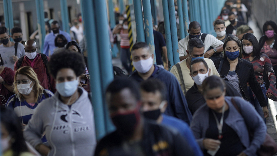 Brasil batió récord de muertos en un día