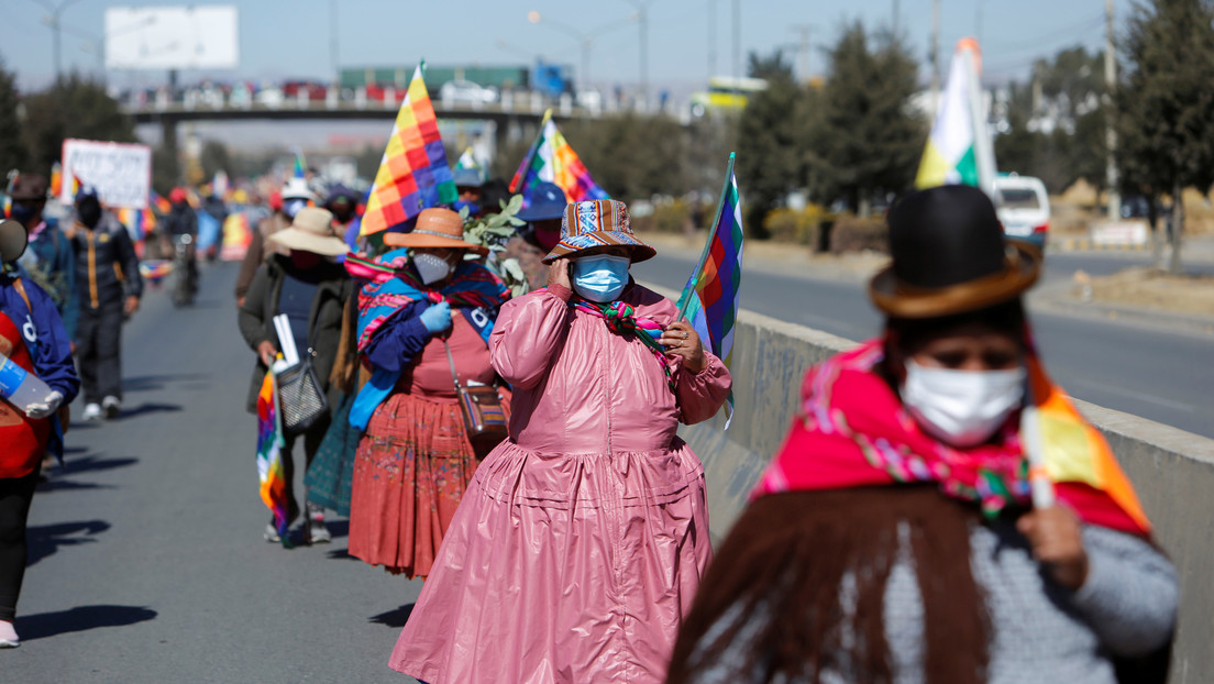 """Gobierno de facto de Bolivia interpone una demanda contra Evo Morales por """"atentar contra la salud pública"""""""