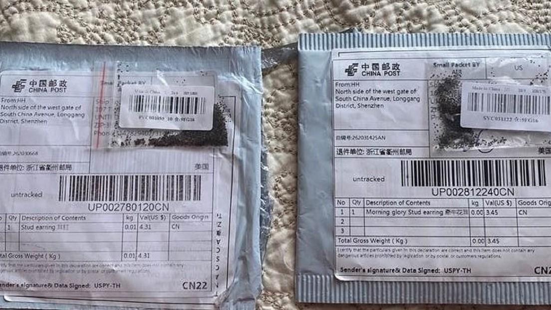 FOTOS: Decenas de estadounidenses reciben desde China paquetes con semillas y nadie sabe por qué
