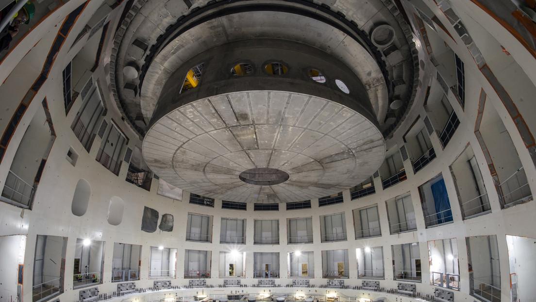 Comienza el ensamblaje del mayor reactor termonuclear internacional que produciría energía limpia ilimitada