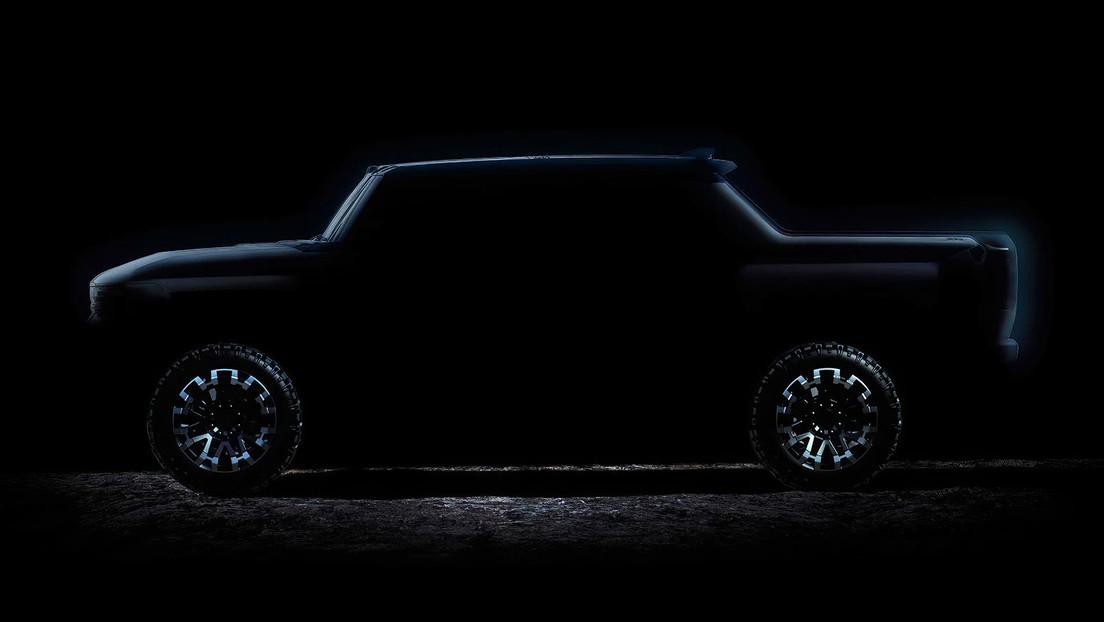 VIDEO: General Motors publica imágenes del Hummer EV eléctrico que presentará en otoño