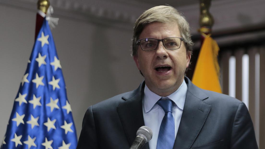 """El embajador estadounidense amenaza a Brasil con """"consecuencias"""" si deja que Huawei construya sus redes 5G"""