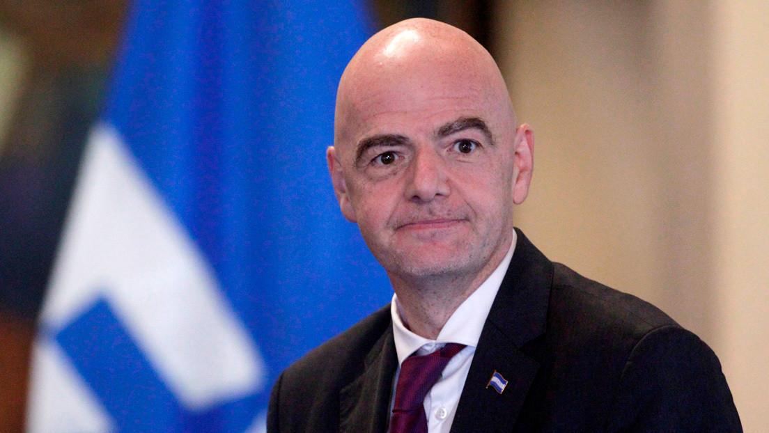 Justicia suiza abre proceso judicial contra el presidente de la FIFA