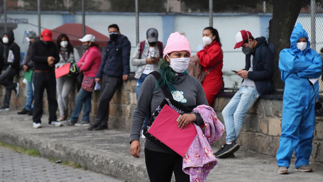 Gobierno de Ecuador endurece las medidas restrictivas en la Sierra y Amazonía ante aumento de casos de coronavirus