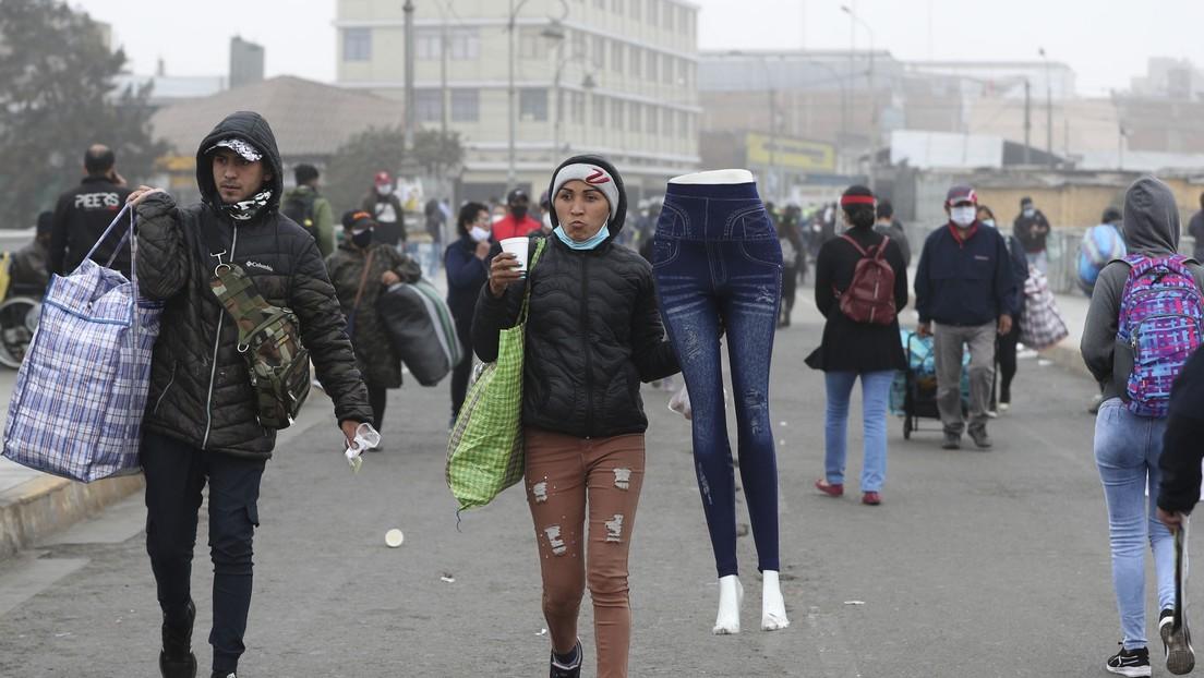 """""""Estamos frente a una tragedia sin precedentes"""": Cepal y OPS advierten que América Latina no puede reactivar economía sin controlar la pandemia"""