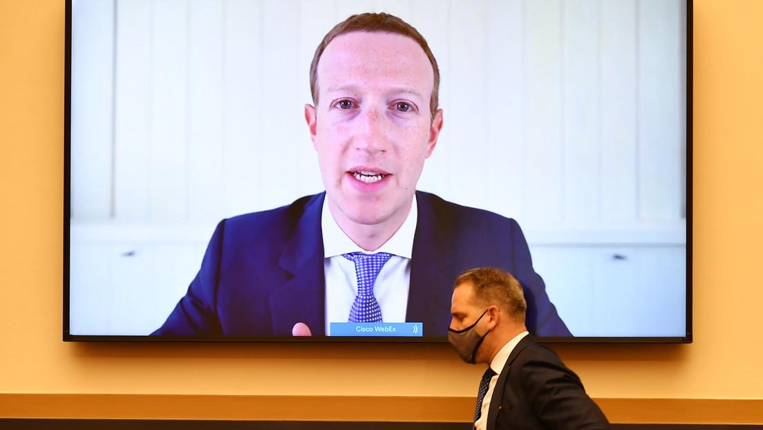 Un congresista confunde Facebook y Twitter y acusa a Zuckerberg de bloquear la cuenta de Donald Trump Jr. en la red de microblogging