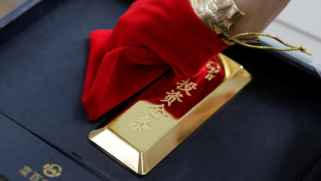 China comienza a luchar contra la fiebre del oro y busca frenar el comercio de metales preciosos